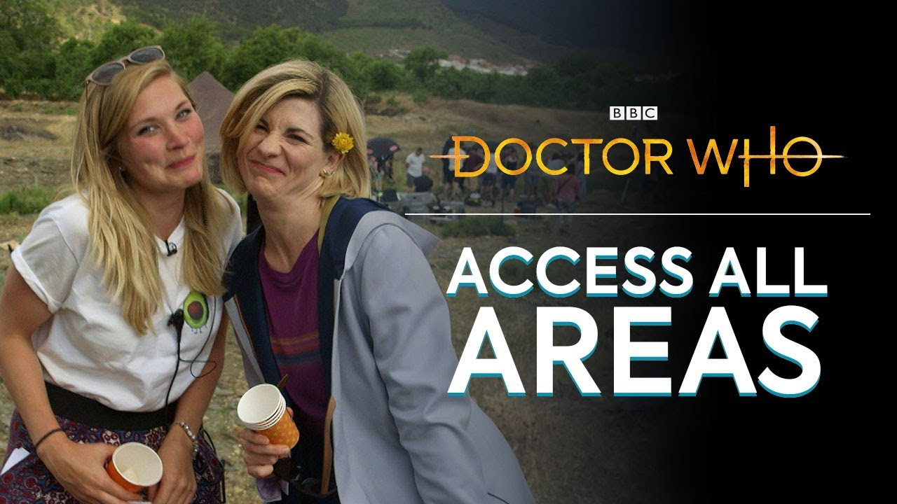 Download Episode 3 | Access All Areas | Doctor Who