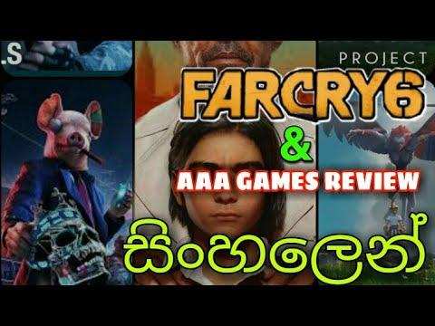 Aaa Games 2021