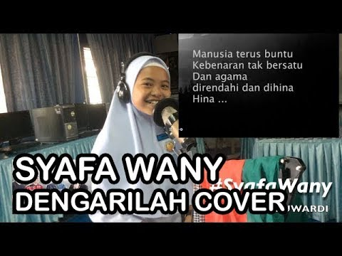 Syafa Wany - Dengarilah ::Despacito Malay:: (Cover The Faith)