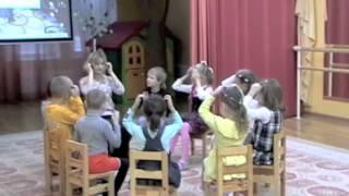 """Пальчиковая игра на музыку Л.Делиба """"Пиццикато"""""""