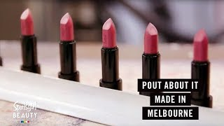 POUT ABOUT IT: MADE IN MELBOURNE   SPORTSGIRL BEAUTY