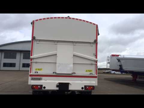 New 2016 Muldoon Blowing Tipper Trailer for Sale