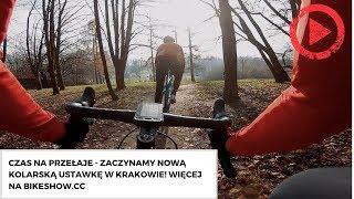 Czas na przełaje - zaczynamy nową kolarską ustawkę w Krakowie! Więcej na Bikeshow.cc
