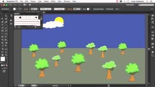 Illustrator CC 2015 | Designing Custom Workspaces