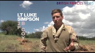 The British Army Plays the Ultimate Game of Laser Tag