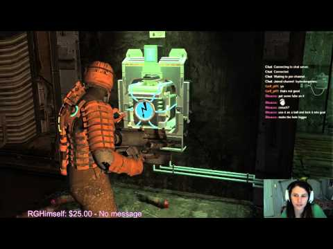 Thriller Thursday: Dead Space - Might be finishing it today?