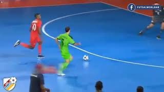 Youth Olympic Futsal Tournaments Buenos Aires 2018 - IRAQ x PANAMA - Highlights