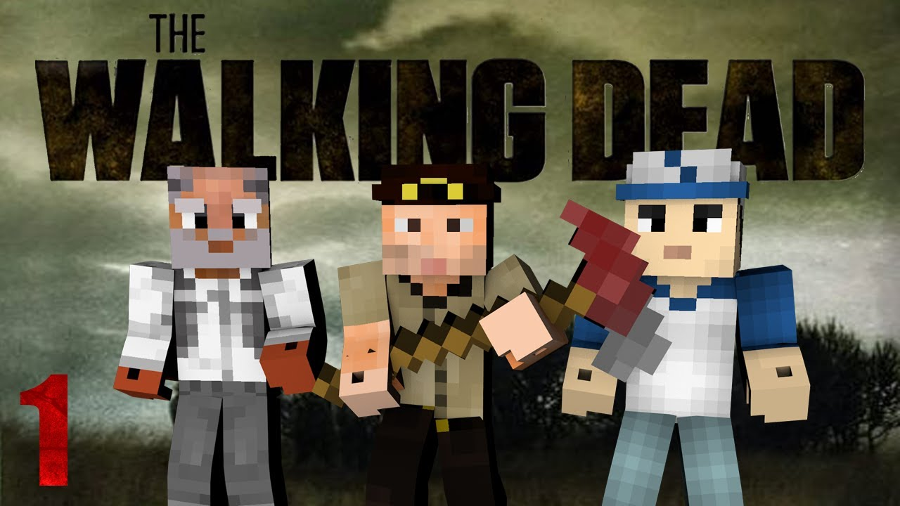 Download The Walking Dead Mod For Minecraft 1 7 2 1 7 10 1 8