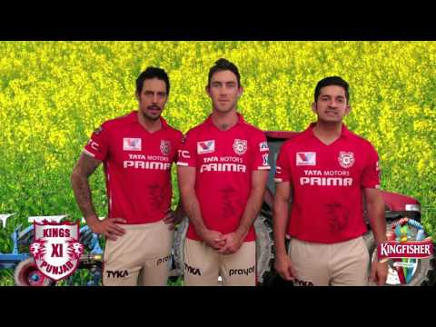 Kings XI Punjab - Send in your Boomerangs!