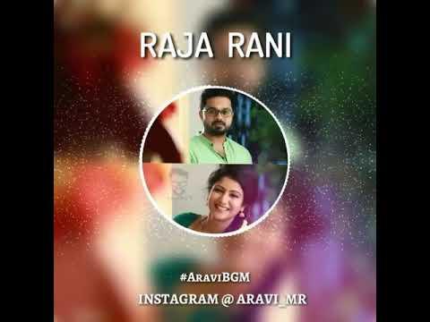 Raja Rani Karthik Semba BGM | Romance & Love