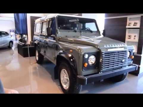 Artemovilismo - Land Rover Defender 2015