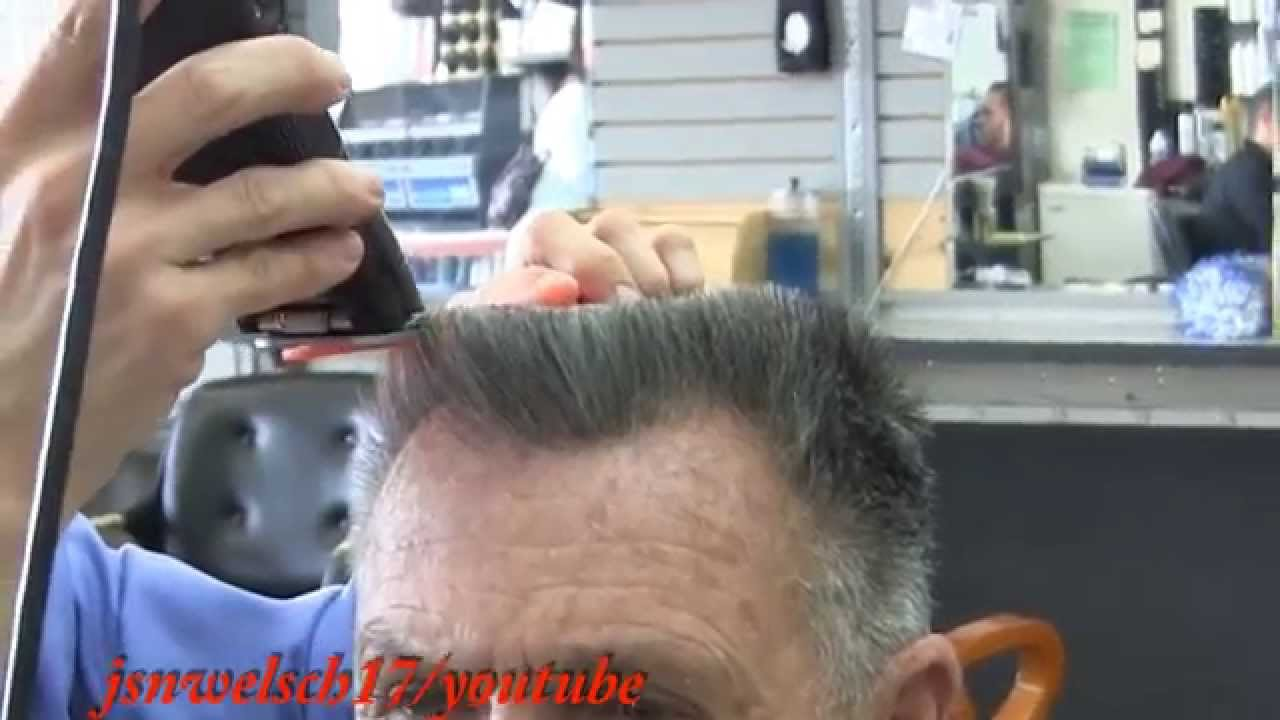 Flat Top Tutorial Haircut Video 2014 Jason The Barber