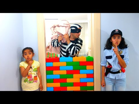 Esma and Asya fun kid video
