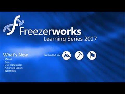 What's New in Freezerworks 2017