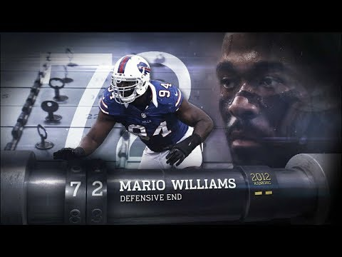 #72 Mario Williams (DE, Bills) | Top 100 Players of 2013 | NFL