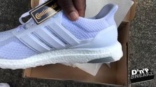 2016 adidas ultra boost triple white