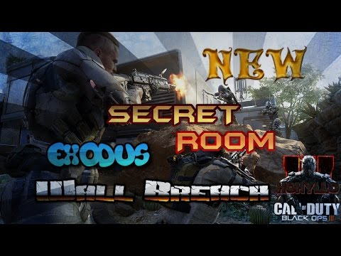 New Truco Black Ops 3 New WallBreach On Exodus Secret Room Online Glitch ps4.