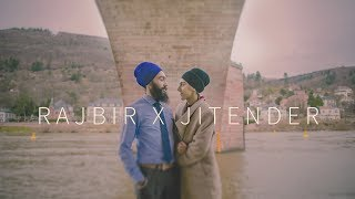 Rajbir & jitender | wedding in frankfurt.