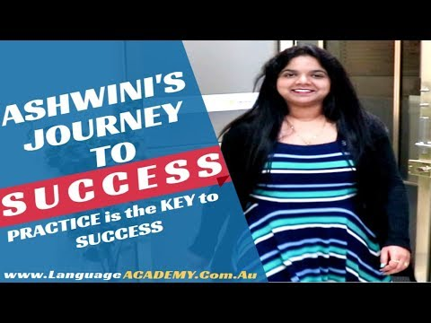 ashwini's-journey-to-success-|-25-points-towards-permanent-residency-|-language-academy-pte-naati