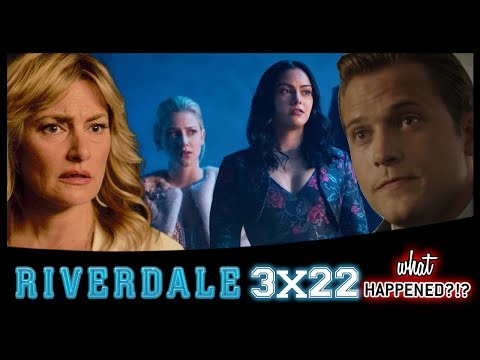 RIVERDALE Season 3 Ending Explained - Flash Forward & Season 4 Theories (3x22 Recap)