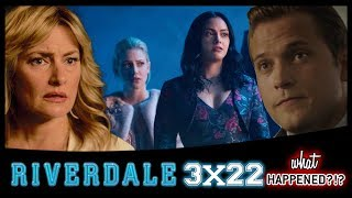 RIVERDALE Season 3 Ending Explained - Flash Forward & Season 4 Theories (3x22 Recap)