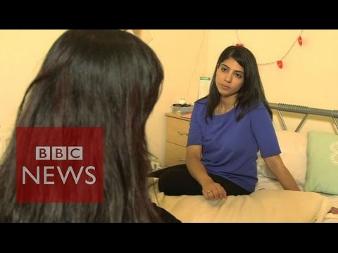 Honour killings: 'If my parents found me, they could kill me' - BBC News
