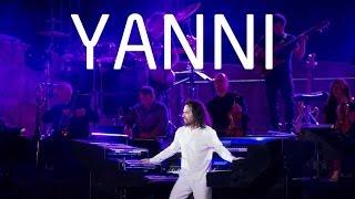 Yanni enflamme le Festival de Carthage