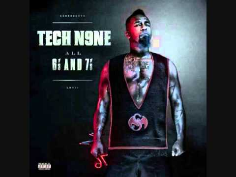 Tech N9ne - Face paint - Re-reversed ending