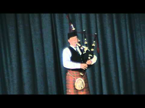 2012 Glasgow Angus Mac Coll    Battle of  Pass of Crieff    piobaireachd Piping Center