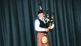 2012 Glasgow Angus Mac Coll piobaireachd Piping Center