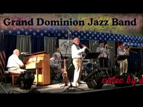 2016 Olympia Jazz Festival, Grand Dominion Jazz Band – Jim Armstrong vocals