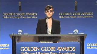Nominations for The 69th Annual Golden Globe Awards - Part 1