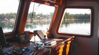 42' Krogen Full Walk-Through on Puget Sound