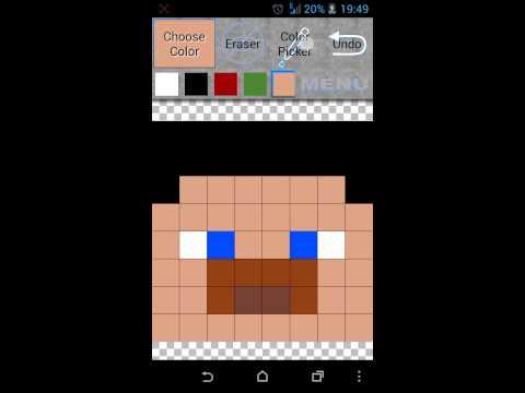 скачать приложение для создания скинов на майнкрафт на андроид - фото 10