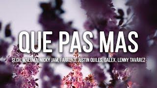 Sech Que Mas Pues Lyrics.mp3