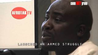 Mau Mau  George Morara Monyoncho Kenya Africa Human Rights Deutschland Kenia AfricaVenir Germany
