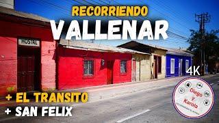 VALLENAR Y SUS VALLES, HERMOSO  CHILE  4K