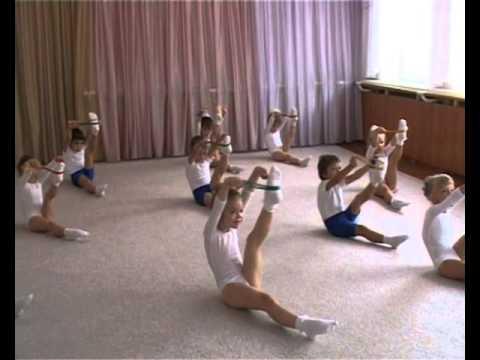 Упражнения со скакалкой. - YouTube