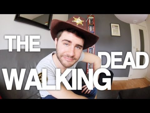 Cyprien  The Walking Dead the series