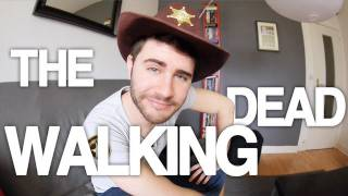 Cyprien - The Walking Dead (the series)