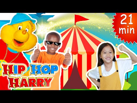 Hip Hop Big Top | Full Episode From Hip Hop Harry