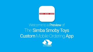 Simba Smoby Toys - Mobile App Preview - SIM009W