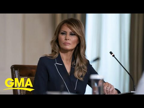 First lady fires back at former best friend over memoir, leaked audio tapes l GMA