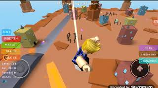 Playing roblox with my friend orik :)
