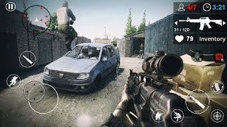 Modern Critical Warfare: action offline games 2019 / Action games