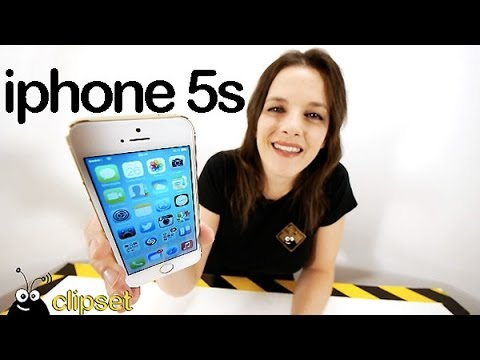 Apple iPhone 5s gold review Videorama