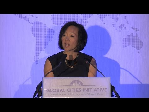 Redefining Global Cities
