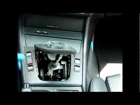 Bmw E46 325i 330i Window Switch Replacement Within Center