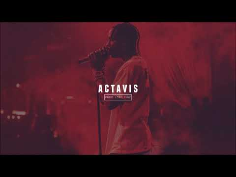 "Travis Scott x Young Thug Type Beat 2017 - ""ACTAVIS"" [Prod. Lord Sinz] 