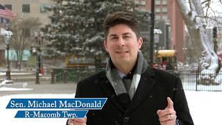 Merry Christmas from Senator Mike MacDonald